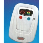 Electronic thermometer and a water level indicator HLC-1
