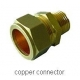 """Connector 22 mm - R1/2"""" gz"""